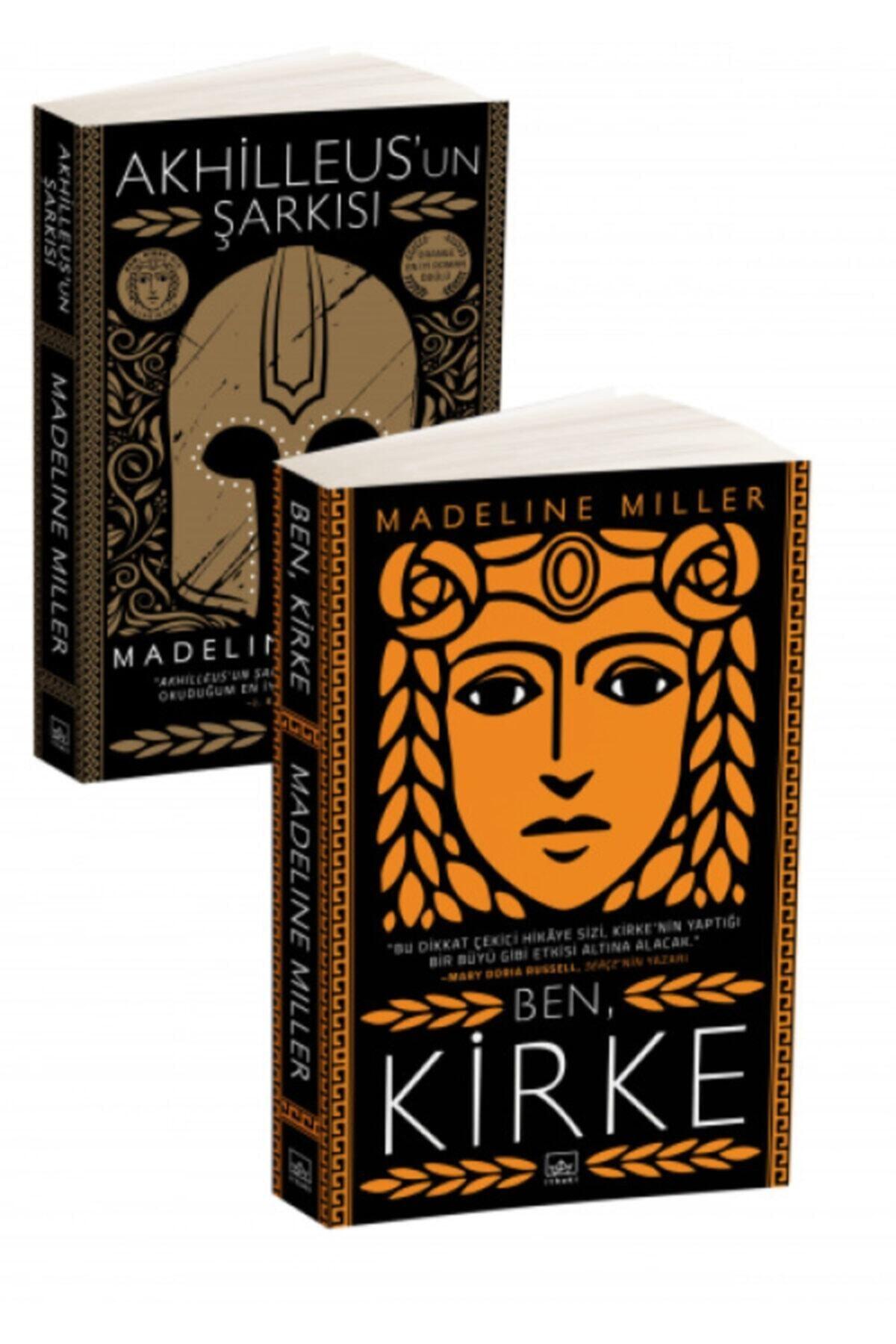 İthaki Yayınları Ben, Kirke + Akhilleus'un Şarkısı (2 Kitap) 1