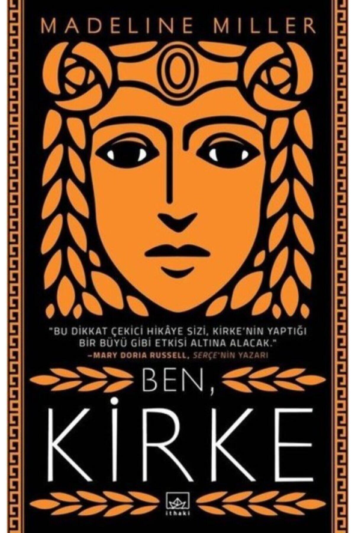İthaki Yayınları Ben, Kirke + Akhilleus'un Şarkısı (2 Kitap) 2