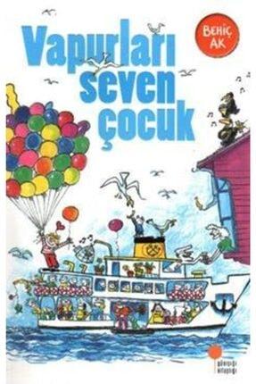 Günışığı Kitaplığı Vapurları Seven Çocuk / Behiç Ak /