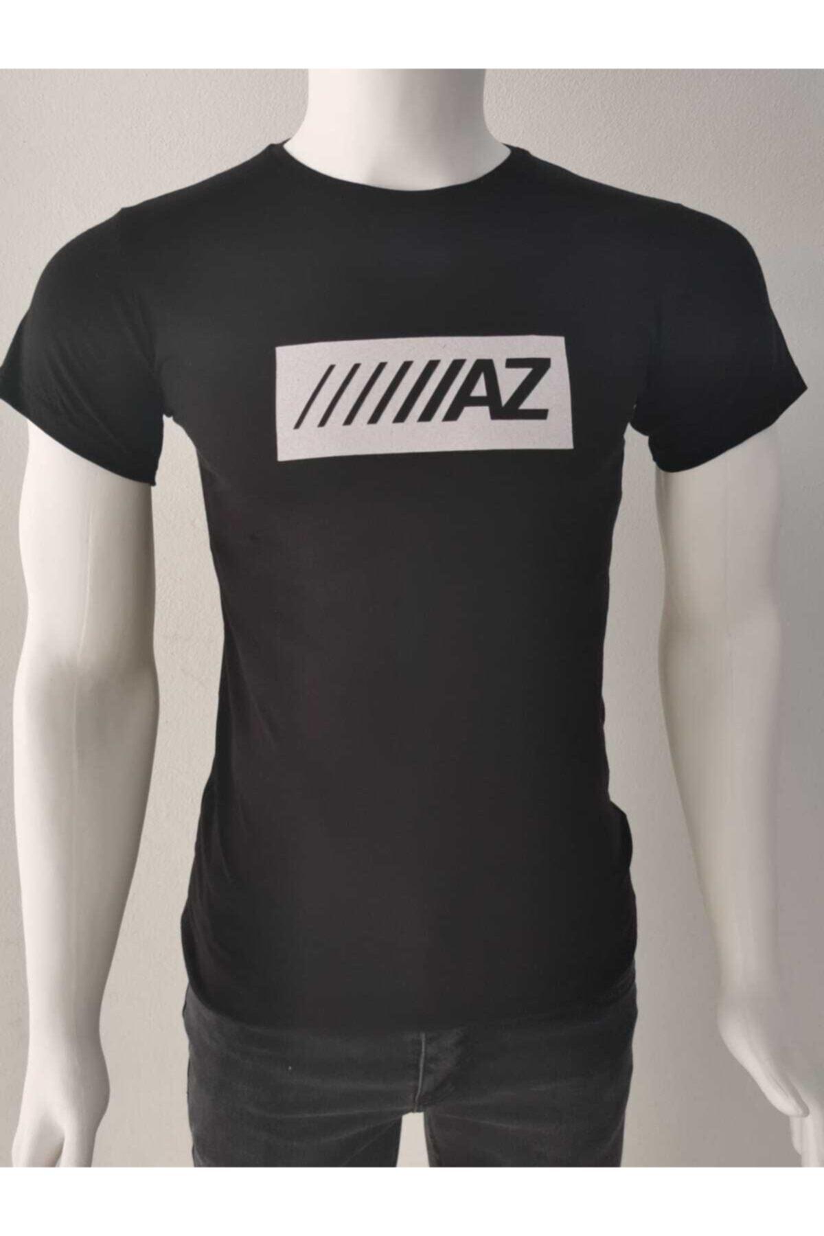 Ceo Erkek Siyah Basic T-shirt 1
