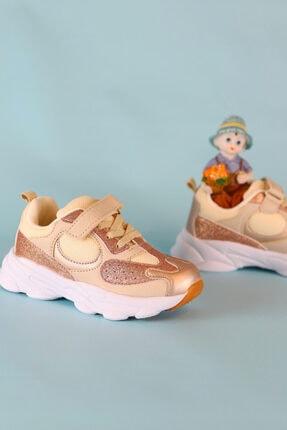Vicco Kız Çocuk Gold Spor Ayakkabı