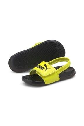 Puma Çocuk Sarı Sandalet 380555-07