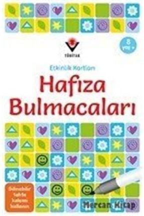 Tübitak Yayınları Hafıza Bulmacaları - Etkinlik Kartları