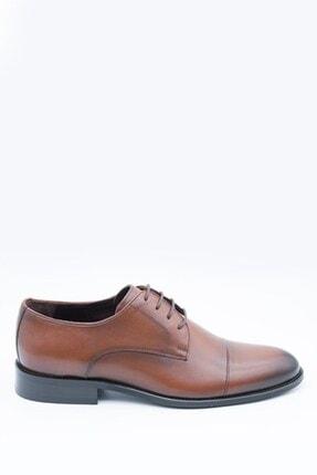 İgs Erkek Deri Klasik Ayakkabı I17523-4 M 1000 Taba