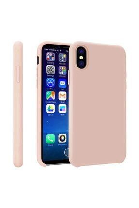 ADDISON Ip-881 Gold Iphone X Soft Telefon Kılıfı