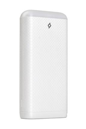Ttec 2bb121b S20000 20.000mah Led Işıklı Taşınabilir Şarj Aleti / Powerbank Beyaz
