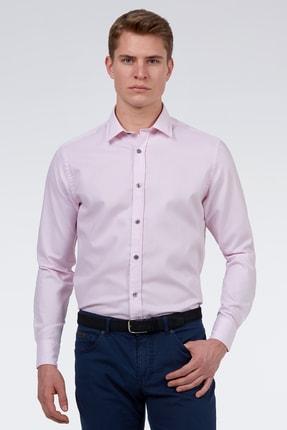 Hemington Pembe  Gömlek