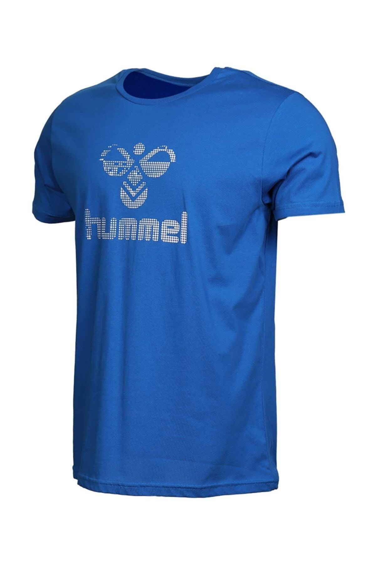 HUMMEL Erkek Günlük Tişört 910996-7887 Hmlkirk T Shirt S/s Tee 1