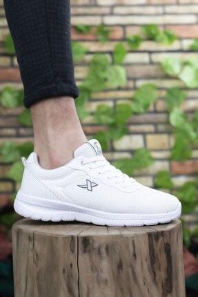 Riccon Beyaz Beyaz Unisex Sneaker 0012065