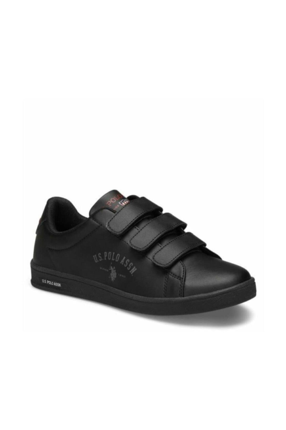 U.S. Polo Assn. SINGER Siyah Kadın Sneaker Ayakkabı 100486446 1