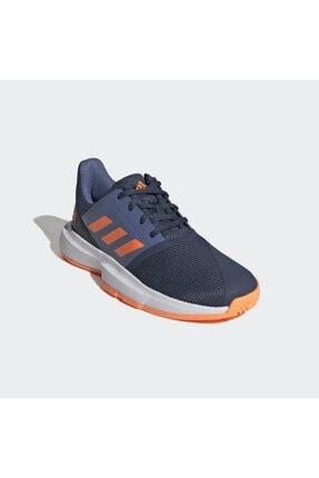 adidas Çocuk Mavi Tenis Ayakkabısı Fx1491