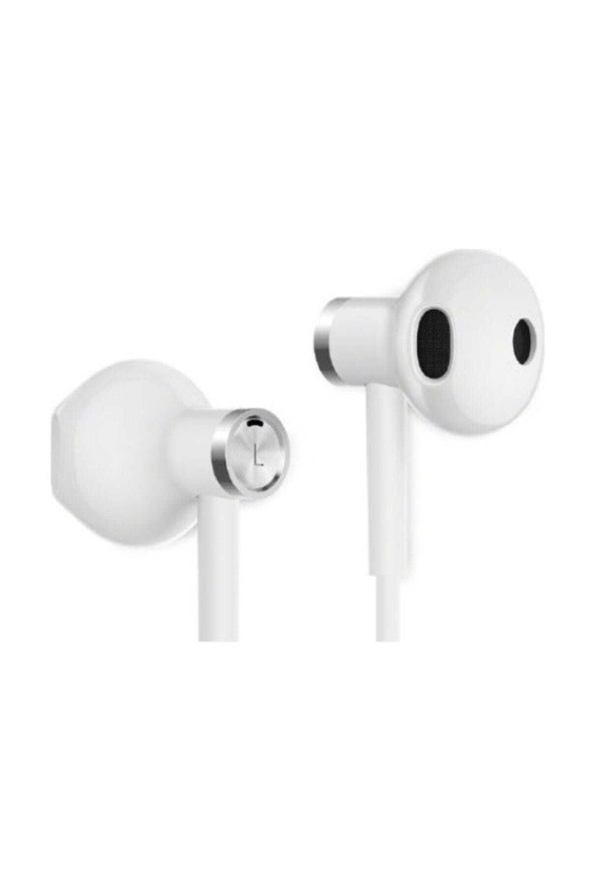 Telefon Aksesuarları Mi Dual Driver Kulaklık -kulak Içi Kablolu Kulaklık  New 2018 Beyaz Fiyatı, Yorumları - TRENDYOL