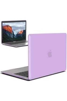 "CODEGEN Apple 13"" Macbook Air 2020 (m1) A2337 Mor Kılıf Koruyucu Kapak Cmatm-133pu"