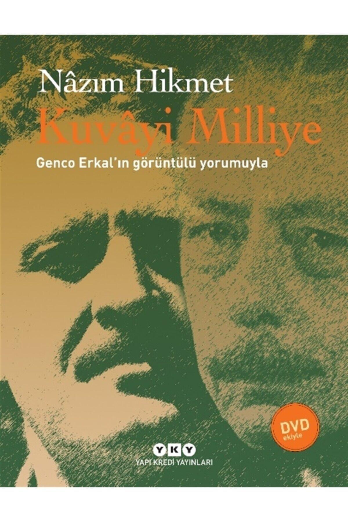 Yapı Kredi Yayınları Kuvayi Milliye - Nazım Hikmet 9789750848544 1