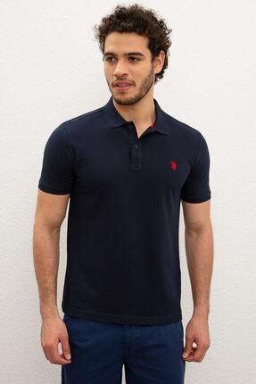 U.S. Polo Assn. Erkek Lacivert Tshirt G081gl011.000.954055