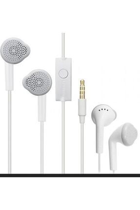 İBERRY Beyaz 3.5mm Jak Girişli Mikrofonlu Kablolu Kulaklık