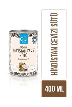 TheLifeCo Organik Hindistan Cevizi Sütü 400ml