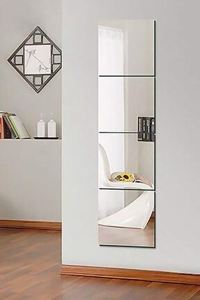 LYN HOME & DECOR Kare 4 Parçalı 30x30 Ayna