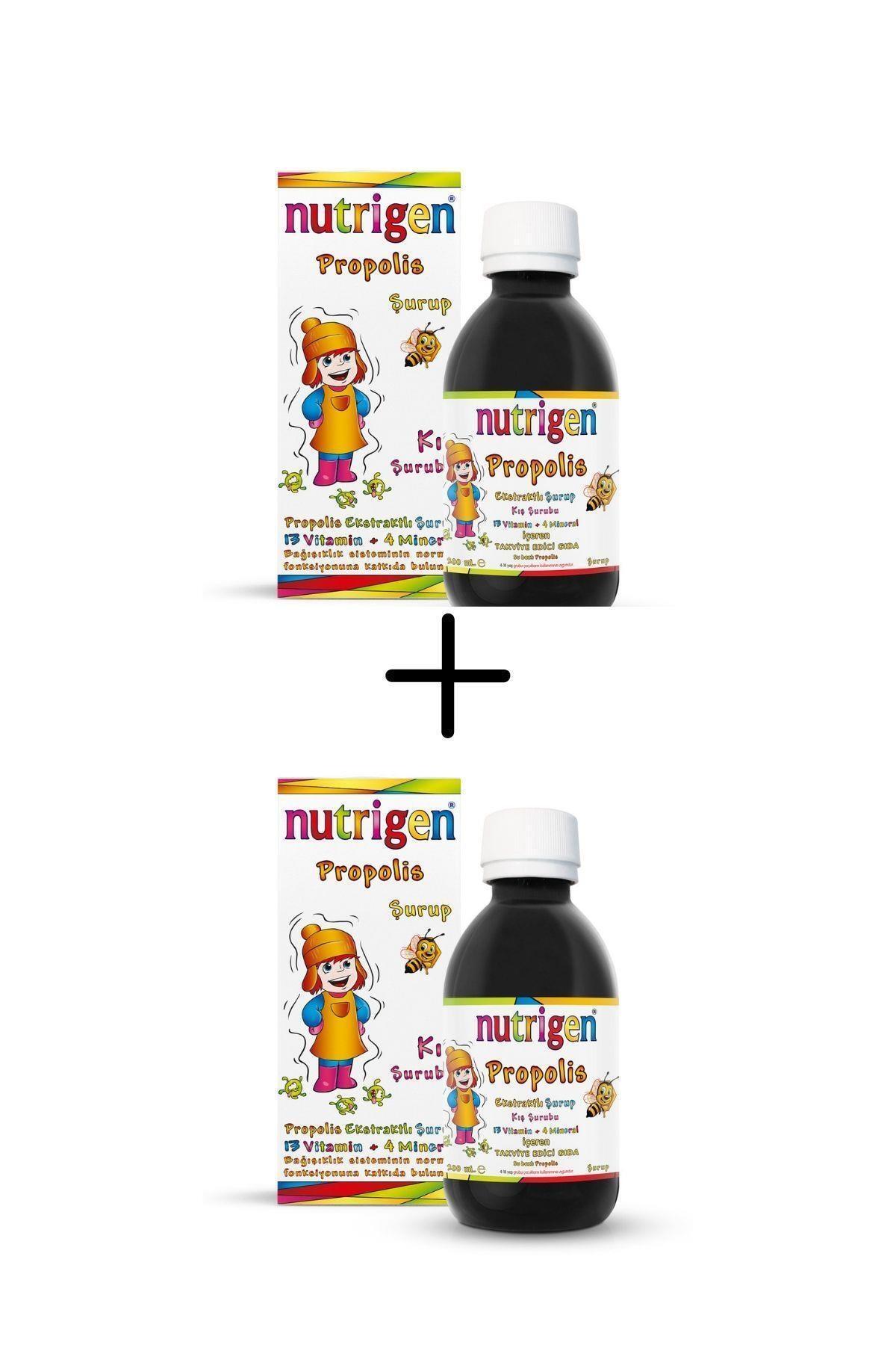 Nutrigen Propolis Şurup 200 ml*2 (2'li Fırsat Paketi) 1