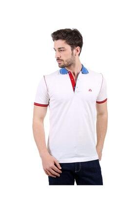 Karaca Erkek  Beyaz Slim Fit T-shirt