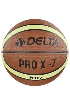 Delta Pro X Deluxe Kauçuk 7 Numara Basketbol Topu