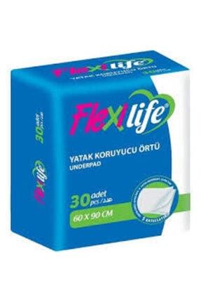 Flexi Life Flexilife Yatak Koruyucu 60*90cm 30'lu - Köpek Çiş Pedi