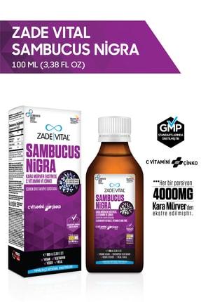 Zade Vital Sambucus Nigra 100 ml