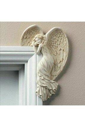 Dagosstore Angel - Melek Ev Dekorasyonu - (SAĞ VE SOL) - Kapı Ve Duvar Aksesuarı - Dekorasyon