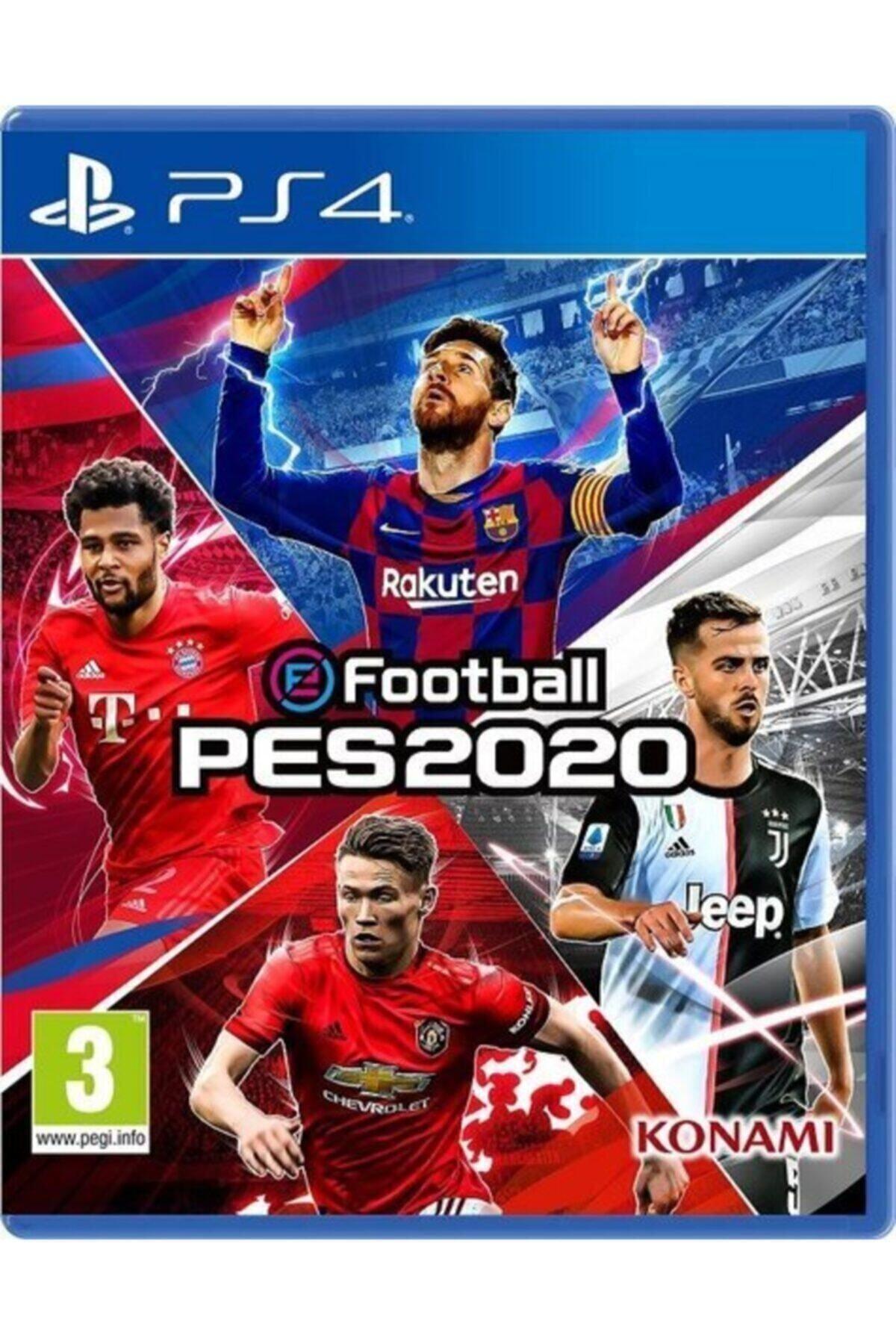 KONAMI Pes 2020 PS4 Oyun 1