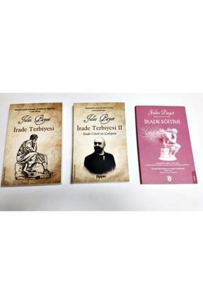 Flipper Yayıncılık Irade Terbiyesi 1 - Irade Terbiyesi 2- Irade Eğitimi 3 Kitap Set