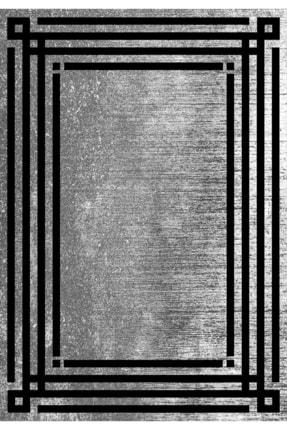 DEKOMOD Dekoratif Dijital Baskılı Kaymaz Deri Taban Halı