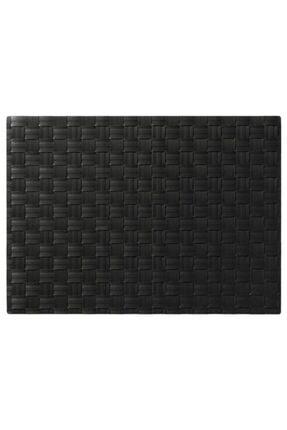 IKEA Amerikan Servis Meridyendukkan Siyah Renk 46x33 Cm 1 Adet