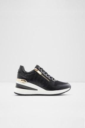 Aldo Kadın  Siyah Bağcıklı Sneaker