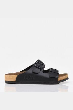 Hotiç Siyah Yaya Erkek Terlik &Sandalet