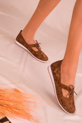 SOHO Taba Kadın Casual Ayakkabı 16101