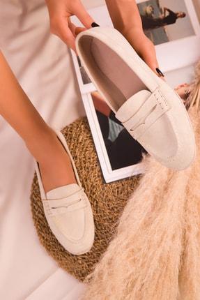 SOHO Ten Süet Kadın Casual Ayakkabı 16104