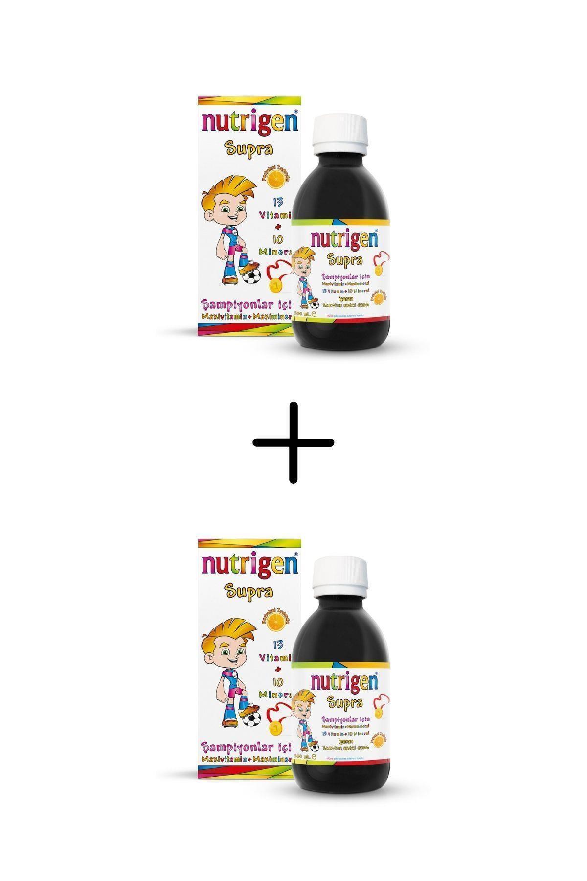 Nutrigen Supra Şurup 200 ml*2 (2'li Fırsat Paketi) 1