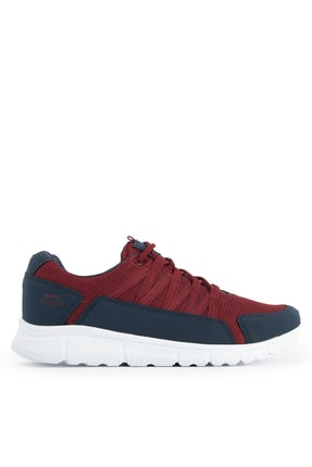 Slazenger Astra I Sneaker Unisex Ayakkabı Bordo Sa11re079