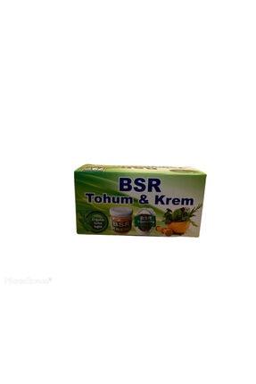 Bsr Basur Set Tohum & Krem X 3 Adet