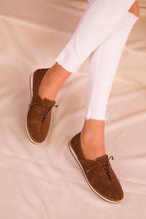 SOHO Taba Kadın Casual Ayakkabı 16017