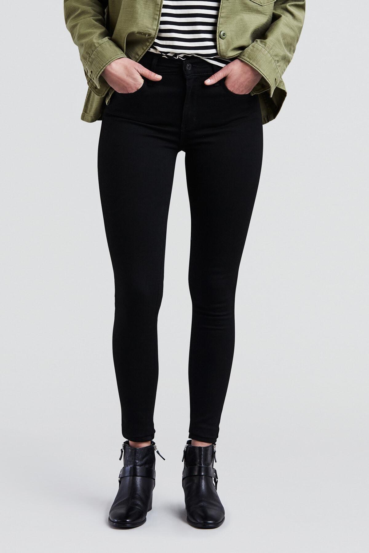 Levi's Kadın Jean Pantolon 720 High Rise Super Skinny 52797-0000 1