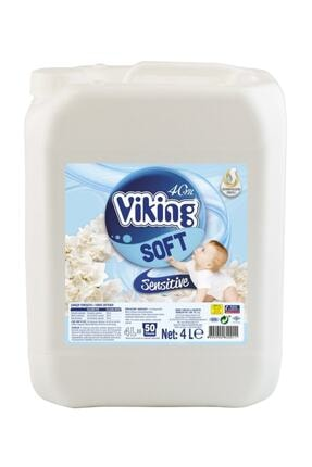 Viking Soft Yumuşatıcı Sensitive 5 Lt.