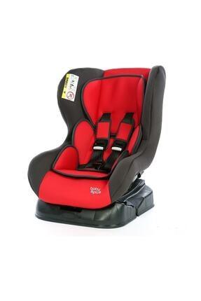 Baby&Plus Unisex Kırmızı Basic Sp Oto Koltuğu