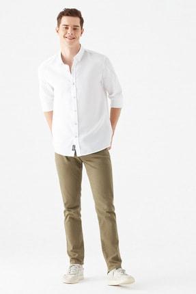 Mavi Jake Haki Comfort Gabardin Pantolon 0042232485