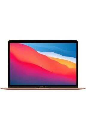 """Apple Macbook Air M1 Çip 16gb 256gb Macos 13"""" Qhd Taşınabilir Bilgisayar Altın"""