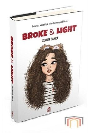 Ren Yayınları Broke Ve Light- Ciltsiz
