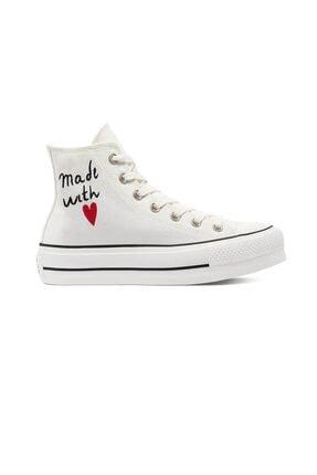 converse Kadın Ayakkabı Chuck Taylor All Star Lift 571119C