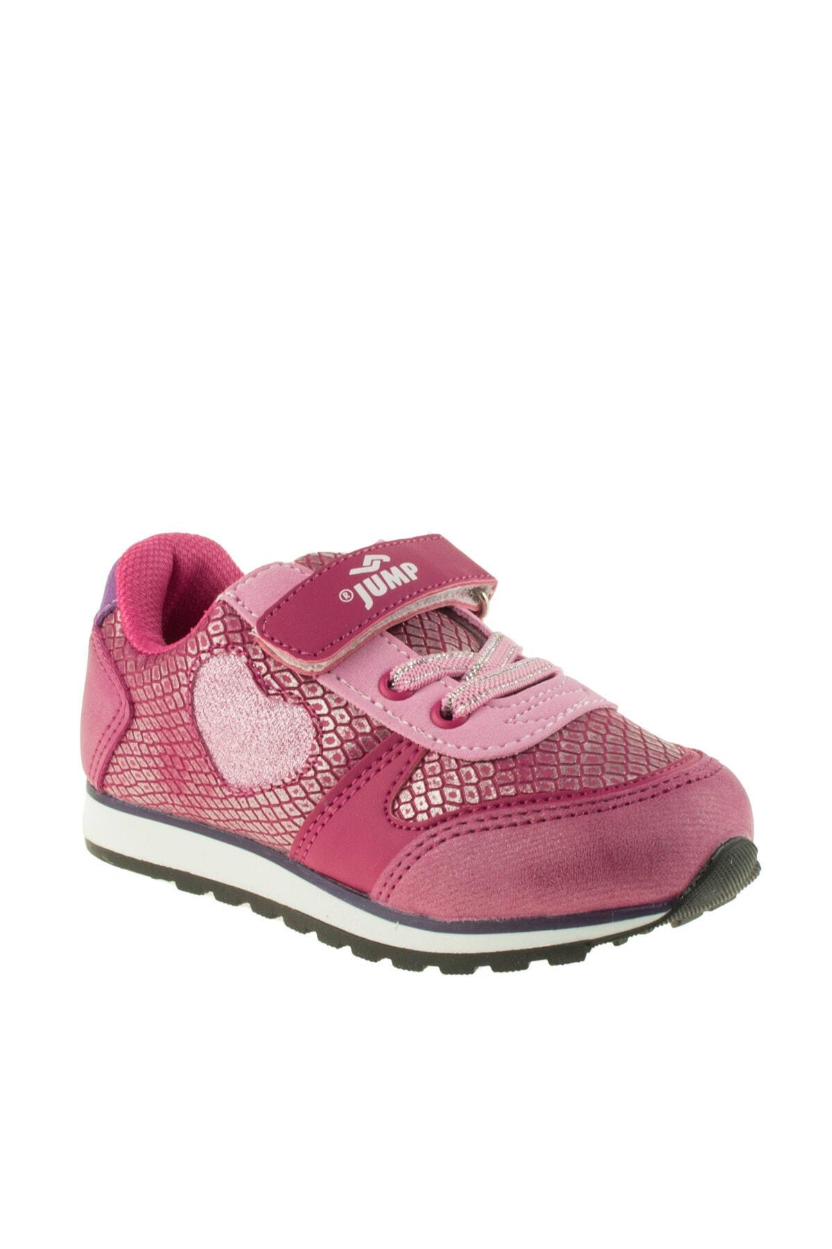 Jump Fuşya Çocuk Ayakkabı 190 17015P 1