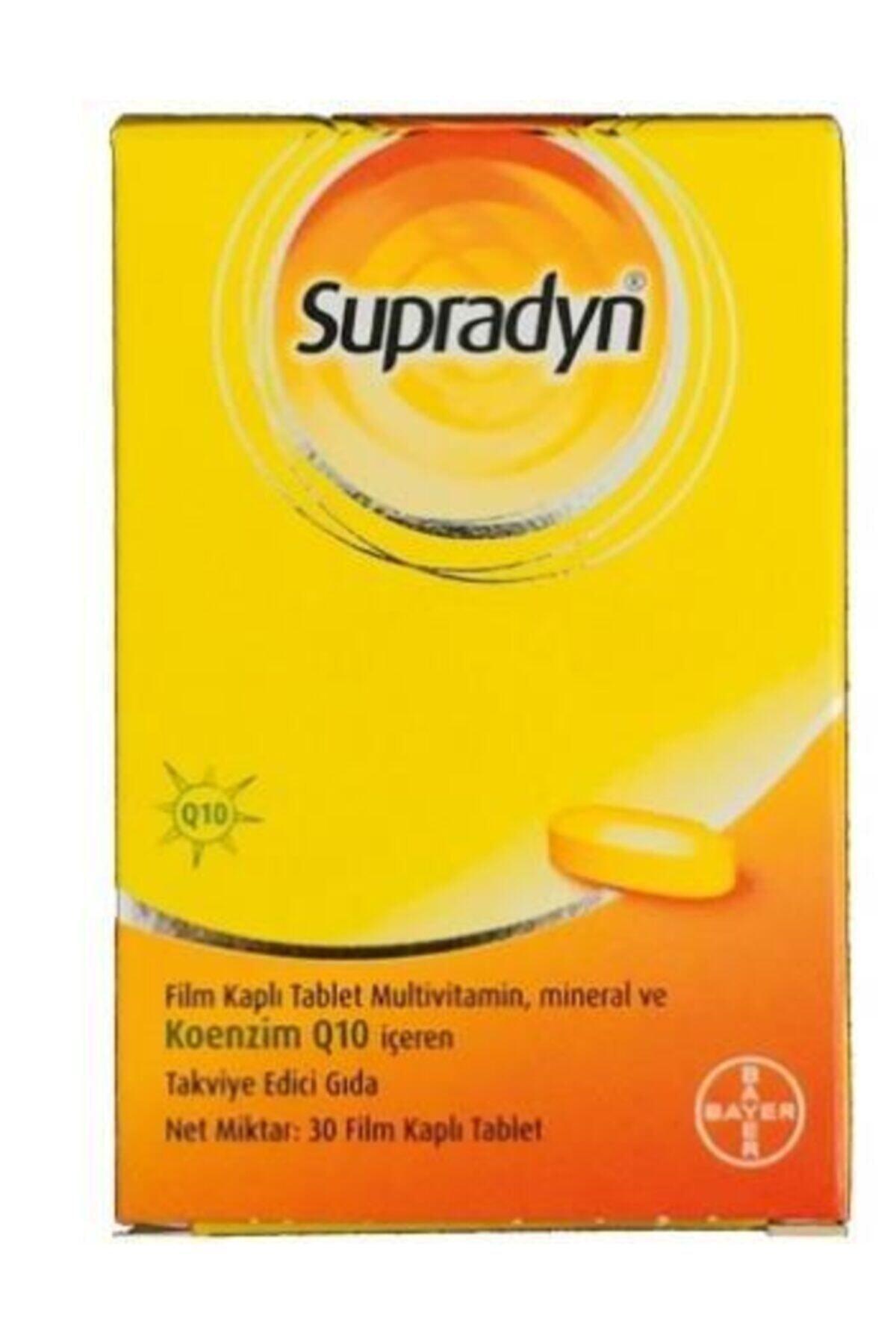Supradyn Koenzym Q10 - 30 Tablet 1