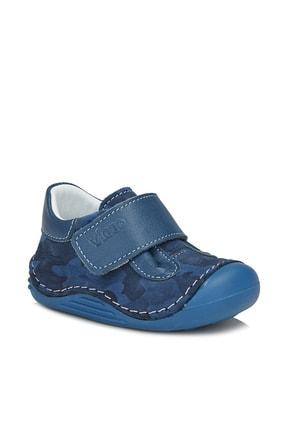 Vicco Erkek Bebek Lacivert  Pupa Ilk Adım Kot Günlük Ayakkabı